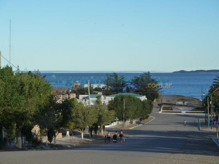 La Ciudad de Camarones, Chubut