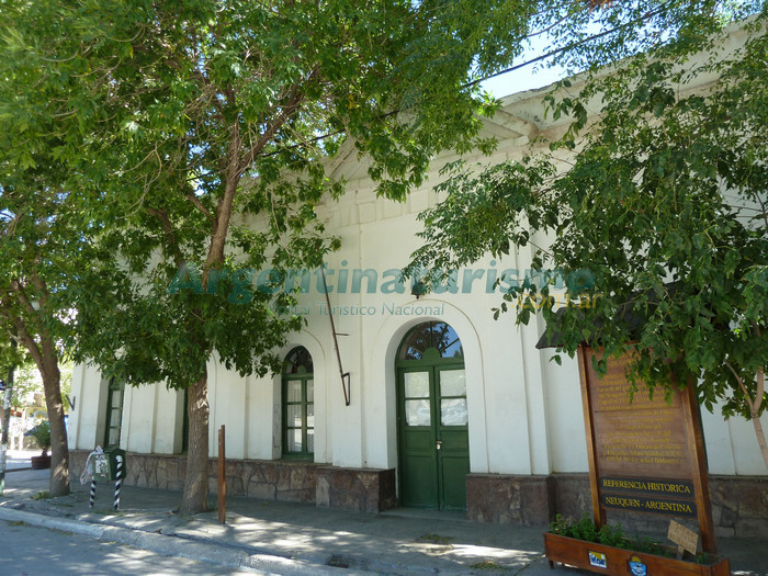 Antigua Casa de Gobierno, Chos Malal