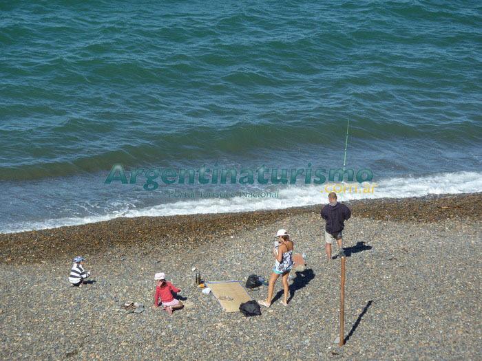 Pesca en Comodoro Rivadavia, Chubut