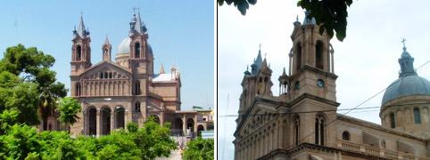Iglesia Catedral Bas Lica Menor La Rioja Capital La