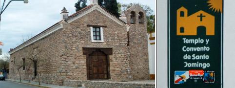 Iglesia Y Convento Santo Domingo La Rioja Capital La
