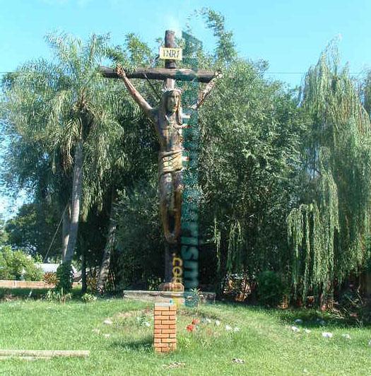 Cristo, Ita Ibate, Corrientes