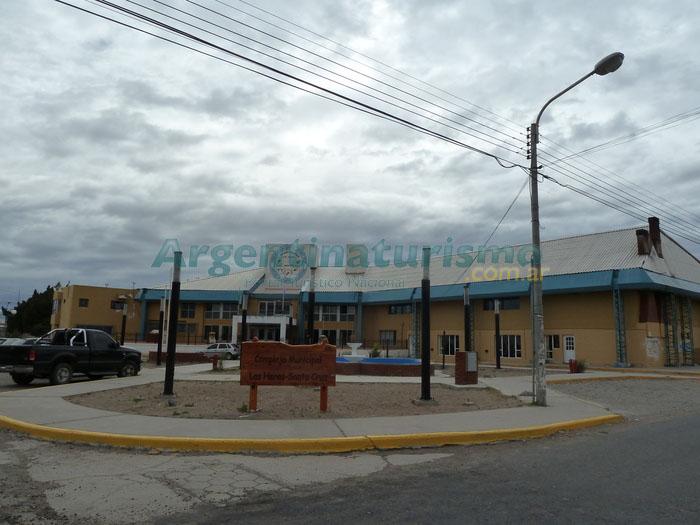Complejo Municipal Las Heras, Santa Cruz