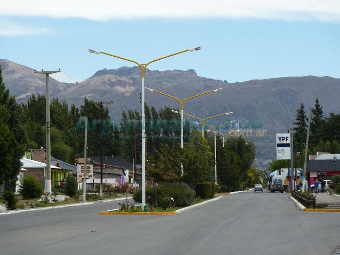 La Ciudad de Los Antiguos, Santa Cruz