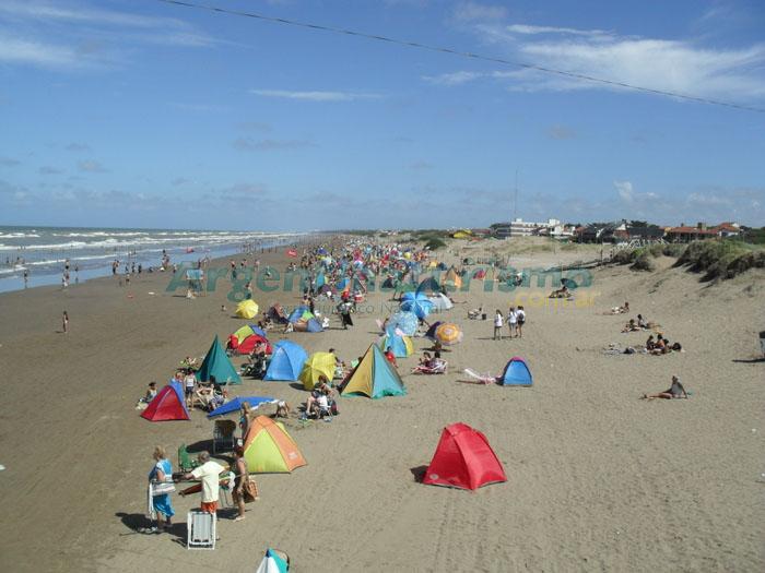 Playa, Mar del Tuyu, Buenos Aires