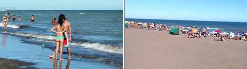 Playas en Monte Hermoso Buenos Aires