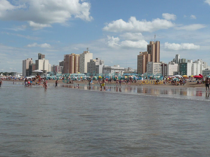 Playa de Necochea, Buenos Aires