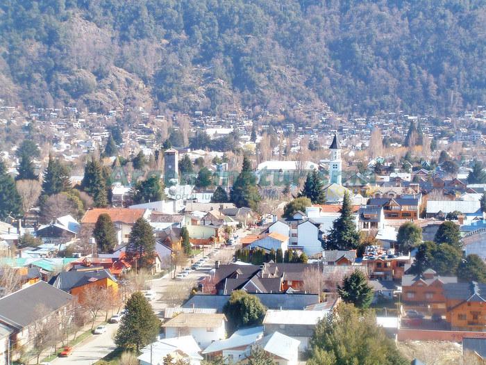 Vista Aerea - San Martín de los Andes - Neuquen