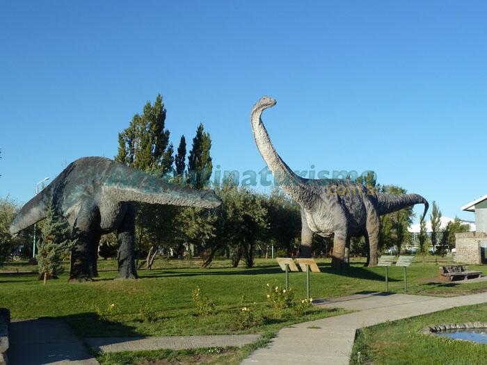 Dinosaurios, Sarmiento, Chubut