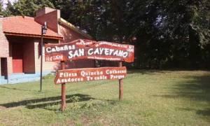 Cabañas San Cayetano