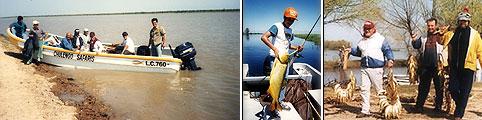 Lugares Pescar Argentina.